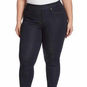 NWT Liverpool Jeans Co Sienna Knit Denim Leggings